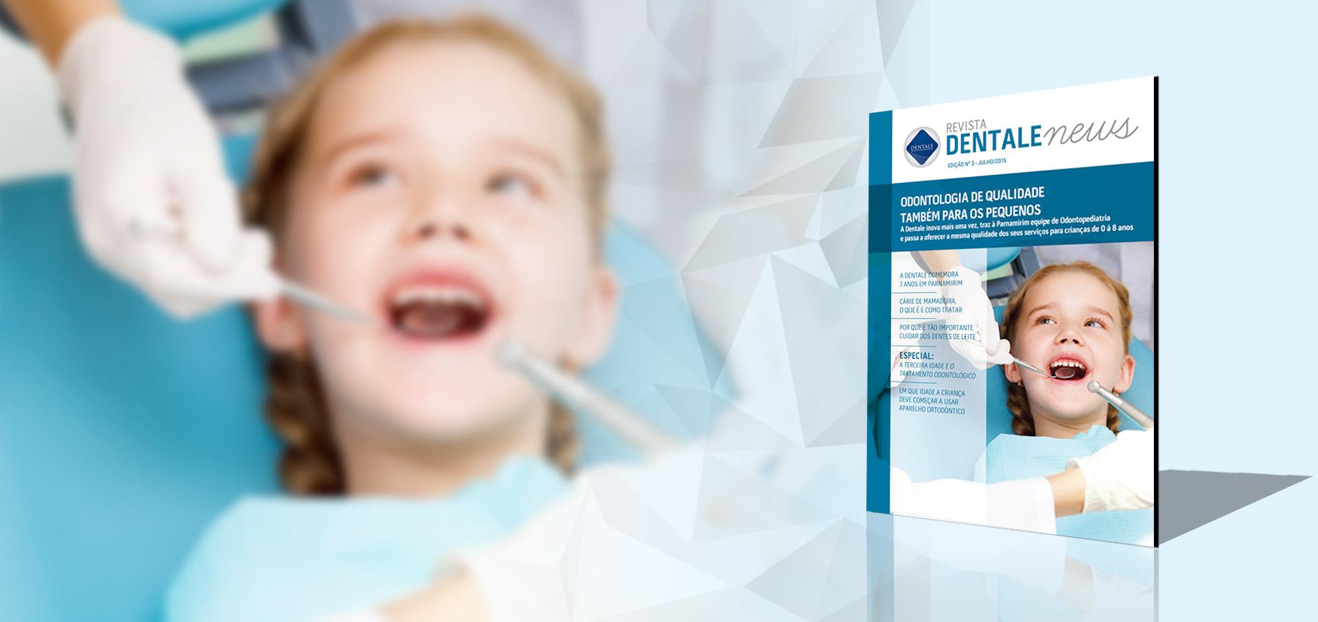<p>Lan&ccedil;ada em outubro de 2012, a revista traz conte&uacute;do selecionado, novidades e tudo que existe de novo no mundo da Odontologia. Clique e confira.</p>